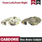 Cardone Front Left  Right Disc Brake Calipers For 1993 1996 Volkswagen EuroVan