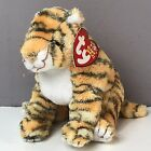 """TY RUMBA the TIGER BEANIE BABY MWMT NEW TAG Rare VTG 2002 7"""" Plush Stuffed Toy"""