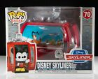New Funko Pop Rides #70 Disney Exclusive Skyliner with Mickey Mouse LR