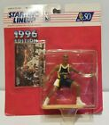 REGGIE MILLER 1996 Starting Lineup NBA Collection No. 68850 + Trading Card