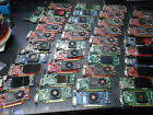 Lot of Fifty 50 Dell Video Cards Cards Pulled Working Not Scrap