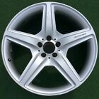 Factory Mercedes Benz CL63 Wheel OEM AMG CL65 20 inch Rear 85029 A2214013402