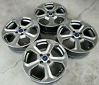 17 FORD FIESTA ST OEM FACTORY STOCK WHEELS RIMS CHARCOAL PERFORMANCE ORIGINAL