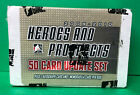 2009-10 In The Game Heroes and Prospects Hockey Update Set 2