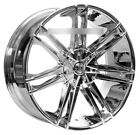 4 20 Borghini Wheels B20 Chrome Rims B2