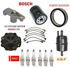 Tune Up Kit Filters Cap Wire Spark Plugs For JEEP CJ5 L6 42L MOTORCRAFT 1977