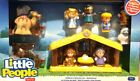 Fisher Price Little People Nativity Playset