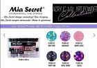 LAS VEGAS Mia Secret Nail Art Acrylic Powder Collection 6 Colors Set