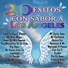 Con Sabor A Los Angeles 20 Exitos Con Sabor A Los Angeles Grupo Aliados 2CDS
