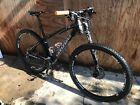 Cannondale 2016 F 29 Lefty Carbon Mtn Bike in Excellent Condition