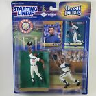 NEW NIB Starting Lineup KEN GRIFFEY JR Classic Doubles Seattle Mariners 1999