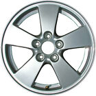 2002 2003 Saab 9 3 16X65 Factory OEM 5 Spoke All Painted Silver Wheel Rim