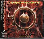 Arch Enemy ‎Wages Of Sin JAPAN CD with OBI TFCK-87245