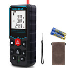 Mileseey X5 Laser Distance Measurer 130 196ft Digital Measuring Automatic Level