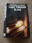 Elizabeth Lemarchand LIGHT THROUGH GLASS crime hardback 1st first edition