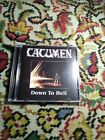 Cacumen (Bonfire) - Down To Hell CD