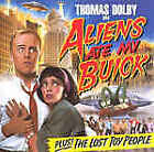 THOMAS DOLBY  ALIENS ATE MY BUICK CD