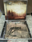 lot of 2 Cemetery of Scream GOTHIC METAL CD's Poland - Sirrah Moonspell Godgory