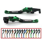 Pair Folding Extend Brake Clutch Levers For Ducati 750SS 1999-2000 2001 2002