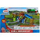 Thomas the train & Friends TrackMaster Percy 6-in-1 Motorized Engine Set NIB