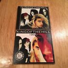 Kingofthehill LOT s/t 1991 debut & I Do U promo extreme poison king of the hill