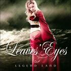LEAVES' EYES - LEGEND LAND NEW CD - FREE SHIPPING