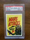 1996 Topps Mars Attacks Widevision Trading Cards 8