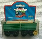 Mint Learning Curve Thomas Friends Wooden Railway - Henry's Forest Log Car