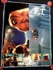E.T.: The Extra-Terrestrial (1982) Classic Movie Promotional Poster