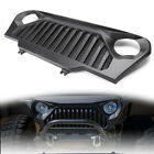 Front Grill Bumper Gladiator Topfire Mesh Fit Jeep Wrangler TJ 97 06 Angry Bird