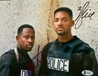 Will Smith Martin Lawrence signed autographed 8x10 Photo Bad Boys BECKETT BAS