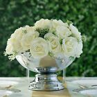 2 pcs 12 tall Pedestal Table Compote Vases Bowls Wedding Party Home Decorations