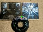 The Force - Breakin Free CD SUPER RARE Indie Hair Metal MELODIC HARD ROCK