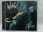WAYSTED VICES EXPANDED UK CD ALBUM UFO PAUL RAYMOND PETE WAY