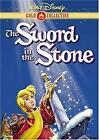 THE SWORD IN THE STONE DISNEY GOLD CLASSIC COLLECTION DVD