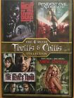 Thrills  Chills Collection Vol 4 Zombie Strippers  Resident Evil Apocalypse