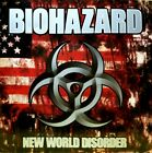 Biohazard New World Disorder CD EXCELLENT  CONDITION / FREE SHIPPING