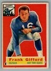 Frank Gifford Cards, Rookie Cards and Autographed Memorabilia Guide 13