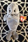 NWT Ty Beanie Baby Slippery The Seal VINTAGE 1998