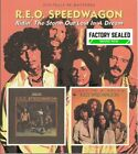 REO Speedwagon – Ridin' The Storm Out / Lost In A Dream CD - NEW