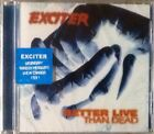 EXCITER Better Live Than Dead 2002 CD Album NEW & SEALED PILOT138