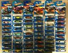 LOT of 60 ALL FTE Hot Wheels Faster Than Ever COLLECTION RARE VHTF New
