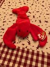 Ty Beanie Babies Pinchers Style #4026 Tags 1993 P.V.C Pellets No Red Stamp RARE
