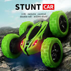 Kids 360°Rotate Stunt Car Model RC 4WD High Speed Remote Control Off-road Toy