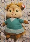 Ty Beanie Baby ~ ELEANOR (6 Inch)(Chipette from Alvin and the Chipmunks) MWMT