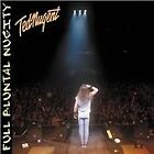 Ted Nugent - Full Bluntal Nugity (Live Detroit 2000) 2009 CD (New