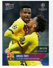 2019-20 Topps Now UEFA Champions League Soccer Cards 19