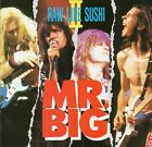 Mr. Big Raw Like Sushi II Japan CD 7 Trx 1992 Rock Eric Martin AMCY-395 No Obi