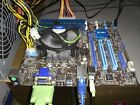 Motherboard CPU RAM combo ASUS P8Q77 M i5 3570 With Heatsink 8GB DDR3 tested