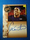 Cam Newton Rookie Cards Checklist and Autographed Memorabilia Guide 13